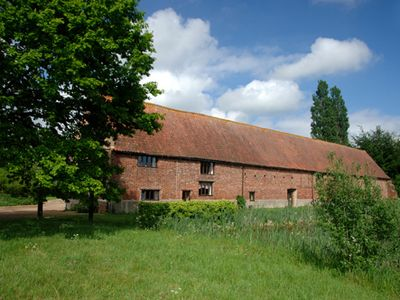 Barn in Mulbarton - STBN8
