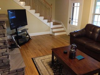 Harpers Ferry house photo - Living Room with Internet ready, LED flat screen HD TV.
