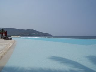 Ixtapa condo photo - Amazing infinity pool