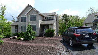 Tannersville townhome rental - summer time