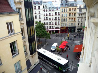6th Arrondissement St Germain des Pres studio rental - Quartier latin Odéon