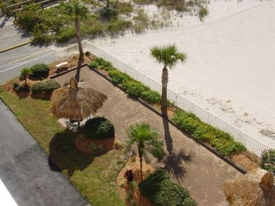 Play bocce ball on one of only courts on Madeira beach! Equipment not included,