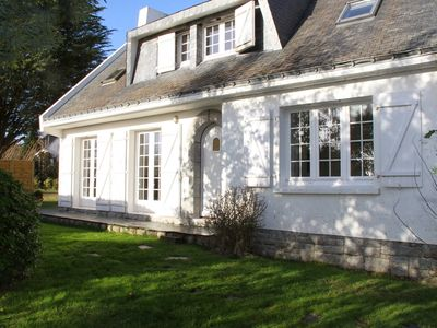 Sarzeau bright family home 400m from the beach on 1000 m2 of land