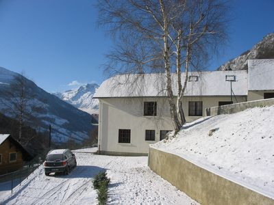 home bareges, '' grand tourmalet 'Hydrotherapy, winter sports