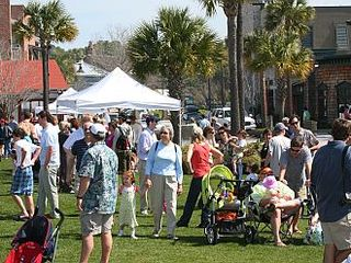 Seabrook Island condo photo - Farmers' Market at Freshfield Village