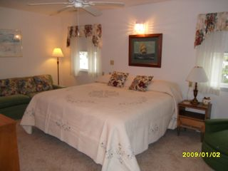 Bethany Beach house photo - Second master bedroom with its own bath and new king size bed!