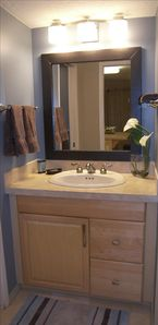 Remodeled Bathroom unit G103