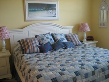 Master Bedroom-King Size Bed