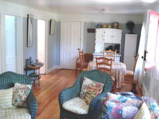 Yarmouth townhome photo - Living/Dining Room 2nd virew