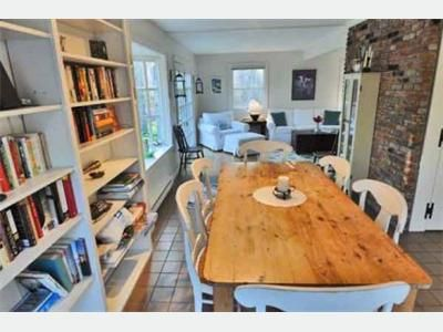 West Tisbury cottage rental - Dining Room