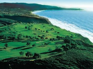 La Jolla house photo - Torrey Pines Golf Course. (6 miles away)