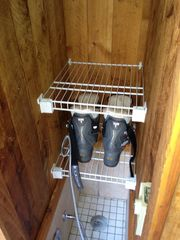 Bartlett townhome photo - Ski Boot Closet and Wash