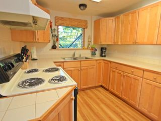 Haleiwa house photo - Full Kitchen w/ blender, microwave, pots & pans, dishes, toaster, coffee maker