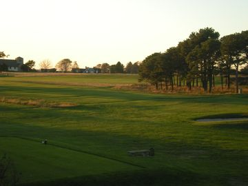 View of Backyard Golf Course