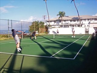 Kihei condo photo - Tennis Court