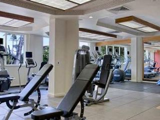 Complimentary Gym Use - Lihue hotel vacation rental photo