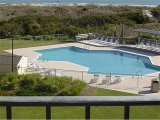 Atlantic Beach villa photo - Outdoor pool