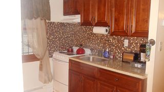 Queens apartment photo - Kitchen /Sink/Cabinets