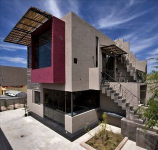 New Mexican Contemporary Casita