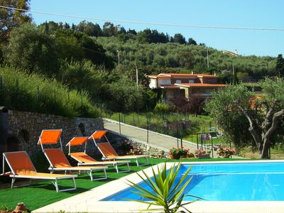 Relax at 1 km from the sea in an apartment with garden and parking