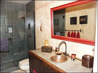 Snowmass Village townhome photo - Ornate Bathrooms