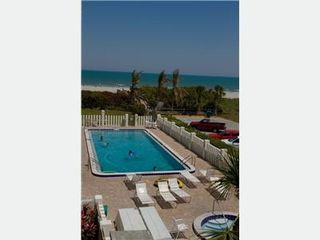 Cape Canaveral condo photo - Communal Pool