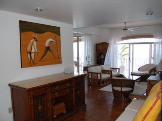 Puerto Vallarta condo photo - Bright and Breezy Living Space