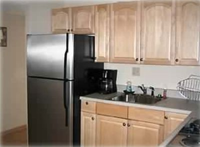 Great Kitchen w/Stainless Steel Refrigerator and IceMaker and more..