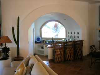 Bar Area. - Cabo San Lucas villa vacation rental photo