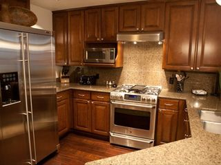 Avon condo photo - Granite counter tops and stainless-steel appliances