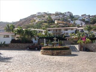 Cabo San Lucas condo photo - Located inside the gated Pedregal surrounded by private homes.