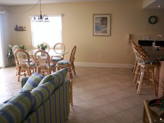 Indian Shores condo photo - Updated Dining Room