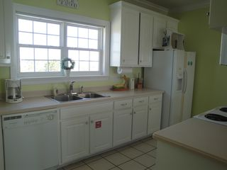 El Centro Beach house photo - Full sized kitchen also offers a crock pot for easy meal preparation