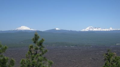 Newberry Volcanic Monument- Lava Butte