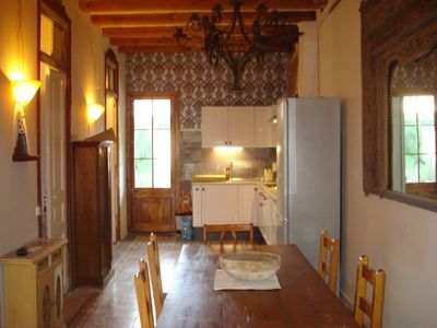 Poble Nou apartment rental - Dinning table