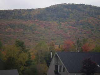 Waterville Valley condo photo - Fall colors