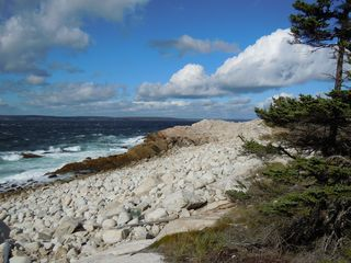Peggy's Cove house photo - ..the Atlantic Ocean