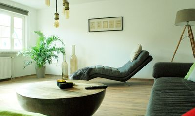 """Unique, quiet and central location - discover and feel good! Completely new. -  """"Zum Wächtersturm"""""""
