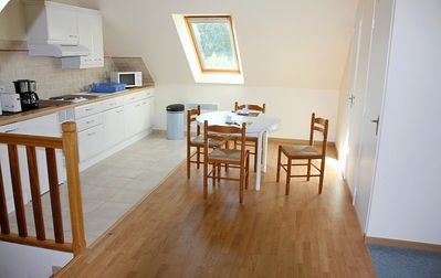 Beautiful Studio / 40M2 with garden and WIFI in Saint-Malo / near the Parc des Chenes