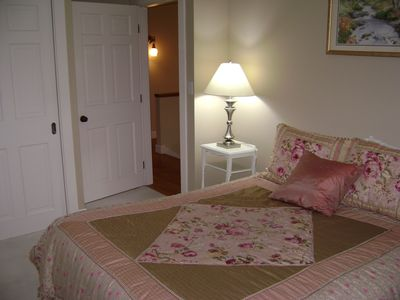 Whitefield house rental - queen bed