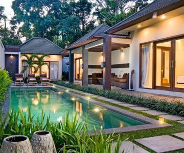 3 Bedroom Villa with Staff in Seminyak