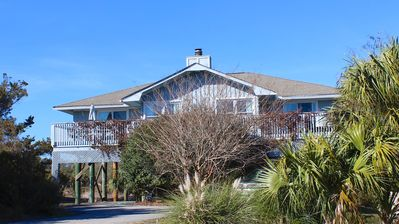 3757 Seabrook Island Road is the quintessential beach home!