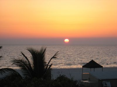 Enjoy a Picture Perfect Tigertail Beach Sunset !