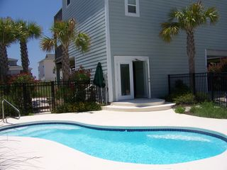 Cape San Blas house photo - Pool area also has several loungers not seen