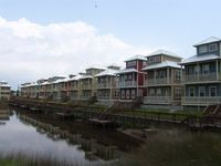 Gulf View, Gated Community with Community Pool ~ Waterside Village Cottage 3218