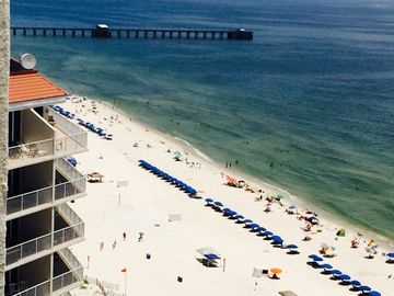 Gulf Shores condo rental - spectacular view just below the Penthouse