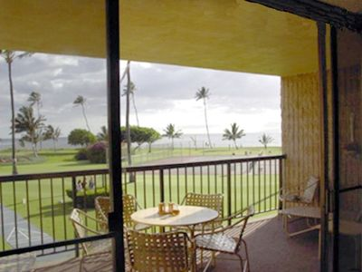 One of the Views from Large Lanai