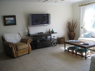 Hutchinson Island house photo - Living Room View #2