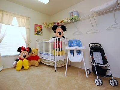 Liberty Village house rental - Nursery