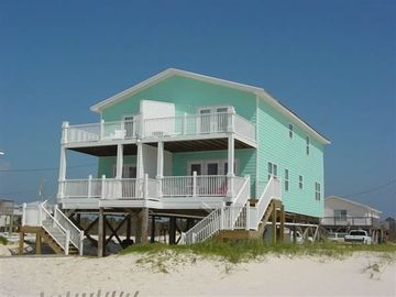Fort Morgan house rental - Updated, Modern, Beach House